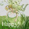 happy bubble fairy