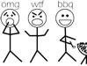 cartoon -- omgwtfbbq, omgwtfbbq, bbq, text -- cartoon -- omgwtfbbq