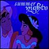 Aladdin - Summer Nights