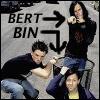 Bert actually in a bin.