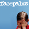 ljc: facepalms