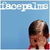 facepalms