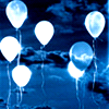 Balloons? Or jell fish?
