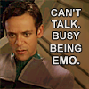 bashir: busy being emo