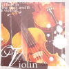 Yuuko Black: Violin
