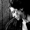 shan [lalala]: b/w profile - aeryn sun