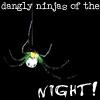 Dangly Ninjas Of The Night