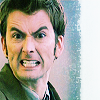 Sarah: Angry face - Doctor Who