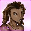 The Black Kitten: Nobility - Sacrifice - Chocolate: bijou - opal