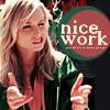 everyday sam: Veronica Mars: Nice Work