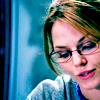 Dr. Allison Cameron, M.D.: smirk