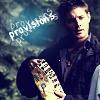 Dean-provisions