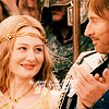 [lotr: eowyn and faramir love]