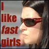Danica - Fast Girls