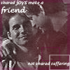 Rob: QAF--joys make friends