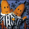 Almost certainly not.: Bananas in Pajamas!