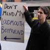 loudmouth boyfriend