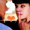 Gibbs and Abby..heart