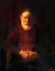 Rembrandt Jewish Man