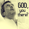 God you there?
