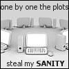 Writing: Plots Stealing Sanity