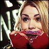 airin: Rose-scarf / Speechless-happy