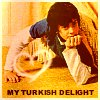 turkish delight (Made by my Bestie)
