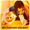 turkish delight (Made by my Bestie)