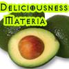 Avocado: delicious materia