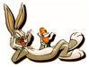 White Rabbitt: Buggs Bunny