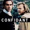 Athos/Duncan - confidant.
