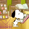 Looks like a fancy prostitute: snoopy books- isabelquinn