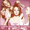 [Random] a plastic life is great