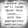 laugh-medication