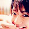M.: narimi smiling