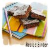 The Recipe Binder