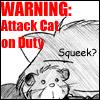 Mega Tokyo Attack Cat