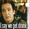 Lets get drunk