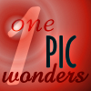 ~1 (one) Pic Wonders ~ [[a challenge community]] ~