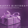 [stock] happy birthday