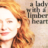 lady with a limber heart by leiascully