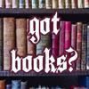 got books? [books busy]