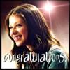 Congrats Dawn