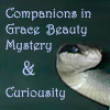 Blue Gorgon:  Because Snakes Are Beautiful