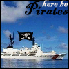Coast Guard - Here be Pirates!