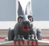 helflaed: vampire rabbit