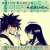 ->Sano and Megumi<-