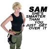 crayonbreakygal: Sam is smart graphicalrum