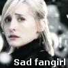 Nora Norwich: sad fangirl
