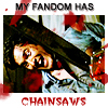 Maria: My Fandom has chainsaws